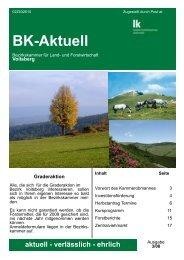 BK-Aktuell - Agrarnet Austria