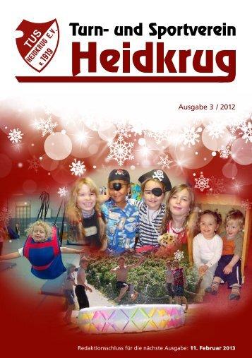 Ausgabe 3 / 2012 - TuS Heidkrug