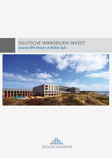 DEUTSCHE IMMOBILIEN INVEST Grand SPA Resort A-ROSA
