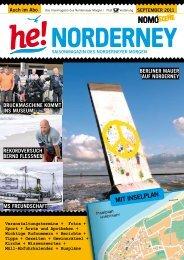 He! Norderney - Nomo Szene - September 2011