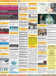 Ausgabe am 02. Januar 2013: Freitag, 28.12.2012 ... - Streiflichter