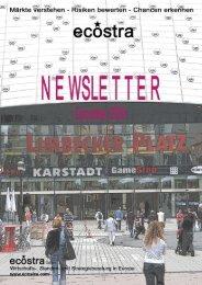newsletter - Ecostra