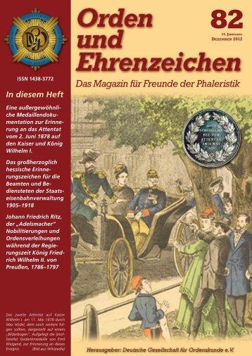 dokumentation zur Erinnerung an das Attentat vom 2. Juni 1878 auf ...