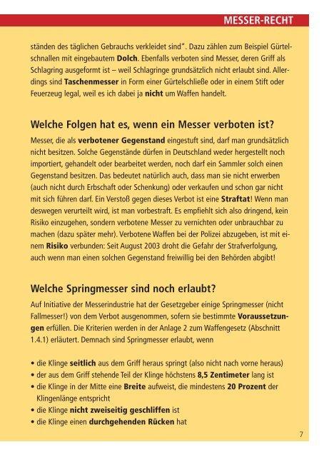 Sind schlagringe in deutschland legal