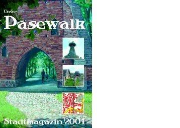 Stadtmagazin Pasewalk 2004 - Stadtmagazine