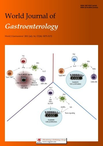 26 - World Journal of Gastroenterology