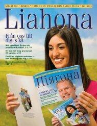 Juli 2008 Liahona
