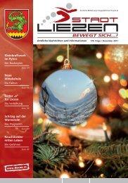 Frohe Weihnachten und alles Gute im Neuen Jahr - Liezen