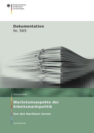 Literatur - BMWi