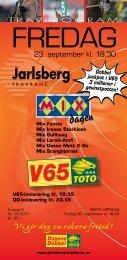 2 - Jarlsberg Travbane