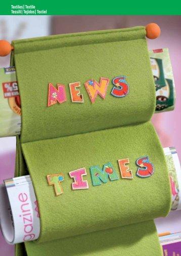 Textile Tessili|Tejidos|Textiel - Knauf-Textil Großhandel