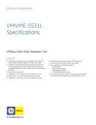 VME-5531L - Acal Technology