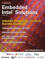 Embedded Intel® Solutions - Subscribe