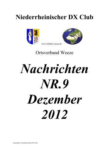 Niederrheinischer DX Club - Euro-Funker