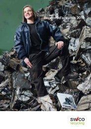 Rapport d'activités 2010 - SWICO Recycling