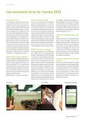Rapport d'activités 2010 - SWICO Recycling - Page 5