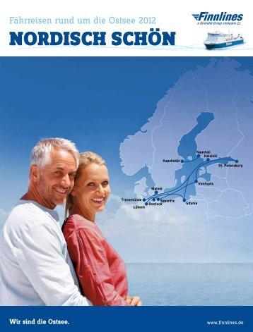 NORDISCH SCHÖN - Finnlines