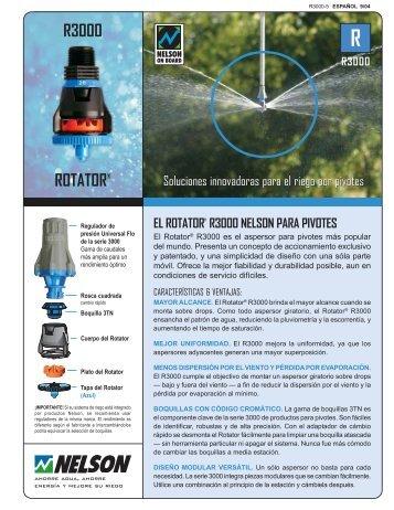 R3000 ROTATOR® - Nelson Irrigation