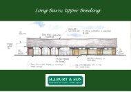 LONG BARN Shoreham Road, Upper Beeding, West Sussex BN44 ...