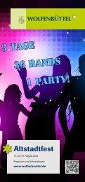 3 Tage 36 Bands 1 Party! - Wolfenbüttel Extrakt