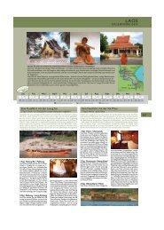 Laos Rundreisen - TrueAsia