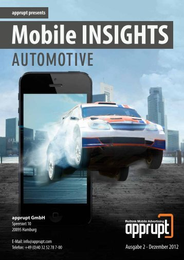 AUTOMOTIVE - apprupt