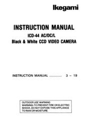 ICD-44 (876kB pdf) - Ikegami