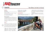 veneto - Radtouren Magazin