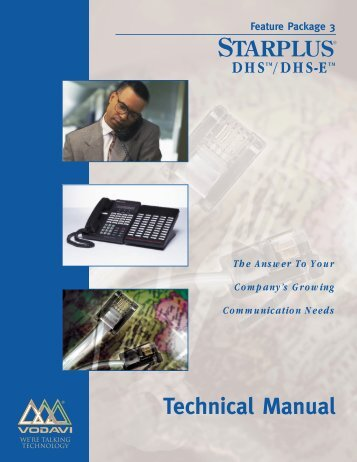 Vodavi DHS-DHSE Tech Manual.pdf - TextFiles.com