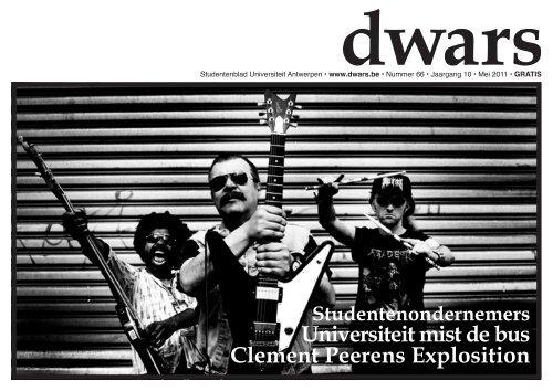 ooRloG - Dwars - Universiteit Antwerpen