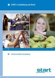 in Ausbildung und Beruf - START Zeitarbeit NRW GmbH
