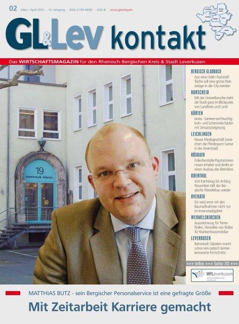 Mit Zeitarbeit Karriere gemacht - GL VERLAGS GmbH