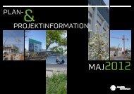 Plan- og projektinformation Maj 2012 - Aalborg Kommune