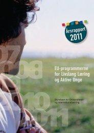 Læs hele Årsrapporten for EU-programmerne 2011 - Styrelsen for ...