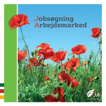 Pjece om jobsøgning - JA