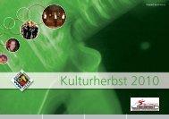 Liezen Kulturherbst 11110_Kulturherbst