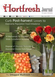 May - June - Hortfresh Journal