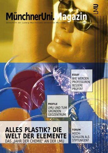 02-03 News/Inhalt - Ludwig-Maximilians-Universität München