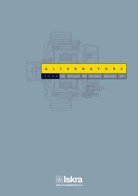 alternators.pdf (2 MB) - Iskra Avtoelektrika d.d. on