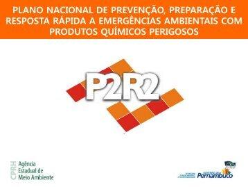 plano nacional de prevenção, preparação e resposta - Fundacentro