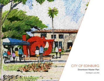 City of Edinburg Downtown Master Plan