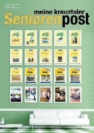 Seniorenpost 2010/1 - Stiftung Diakoniestation Kreuztal