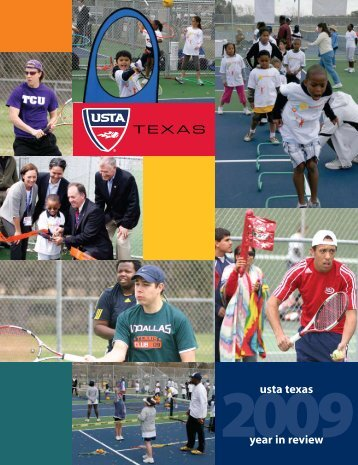 usta texas year in review - USTA.com