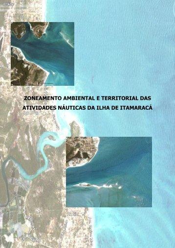 zoneamento ambiental e territorial das atividades náuticas - Abema