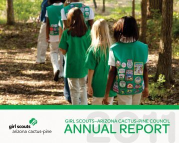 2011 - Girl Scouts