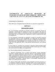 CONTRIBUIÇÃO DA ASSOCIAÇÃO BRASILEIRA DE ... - CPRH