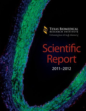 Texas Biomed Science Report 2011-2012 - Texas Biomedical ...