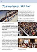 Happy shareholders at the FUCHS annual ... - fuchs petrolub ag - Page 6