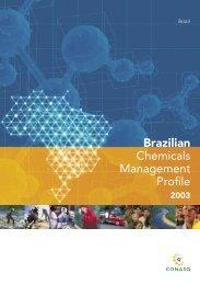 Brazilian Chemicals Management Profile 2003 - RAP-AL