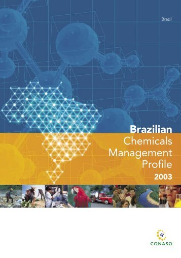 Brazilian Chemicals Management Profile 2003 - RAP-AL